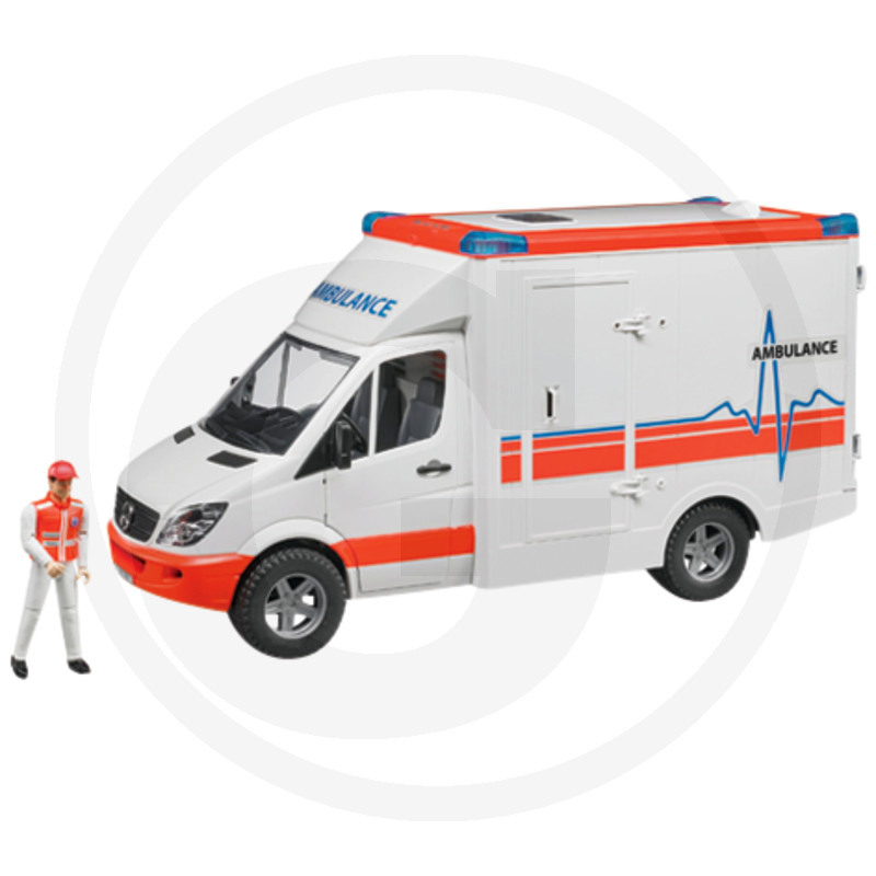 Bruder MB Sprinter ambulance
