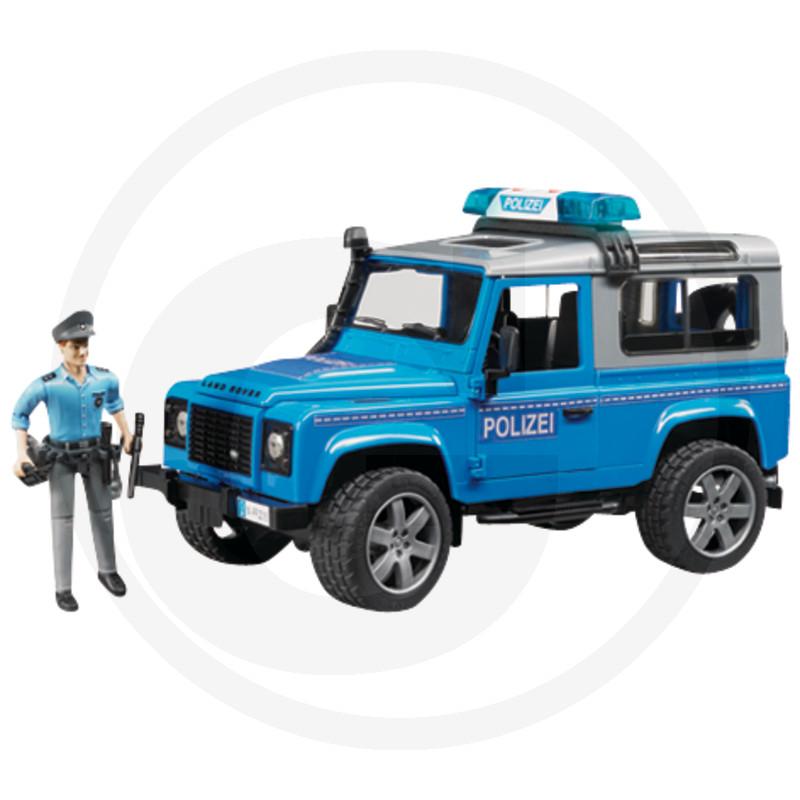 Bruder Land Rover Defender Station