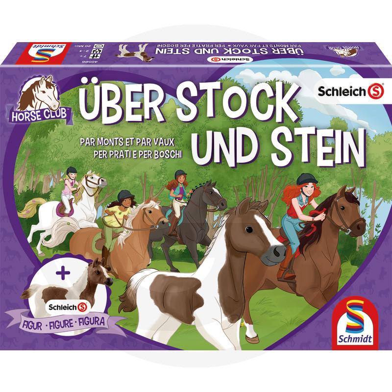 """Desková hra """"Über Stock und Stein"""""""
