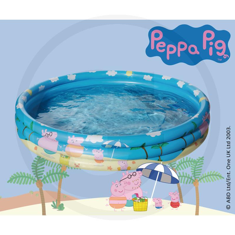 Prasátko Pepa 3-Kulatý bazén