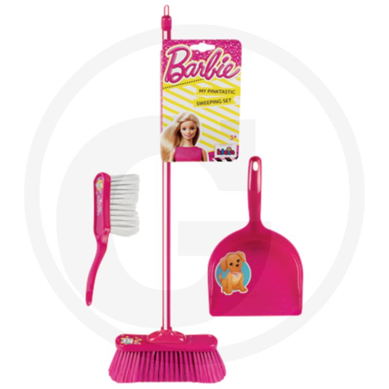 Klein Classic úklidový set Barbie