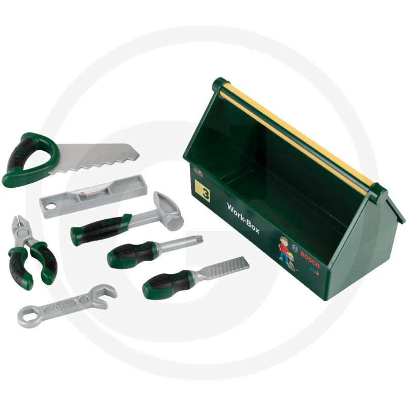 Klein Bosch box s nářadím