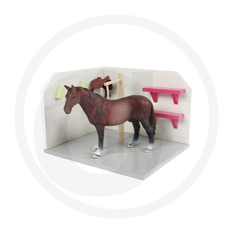 Kids Globe Box na mytí koní, růžový
