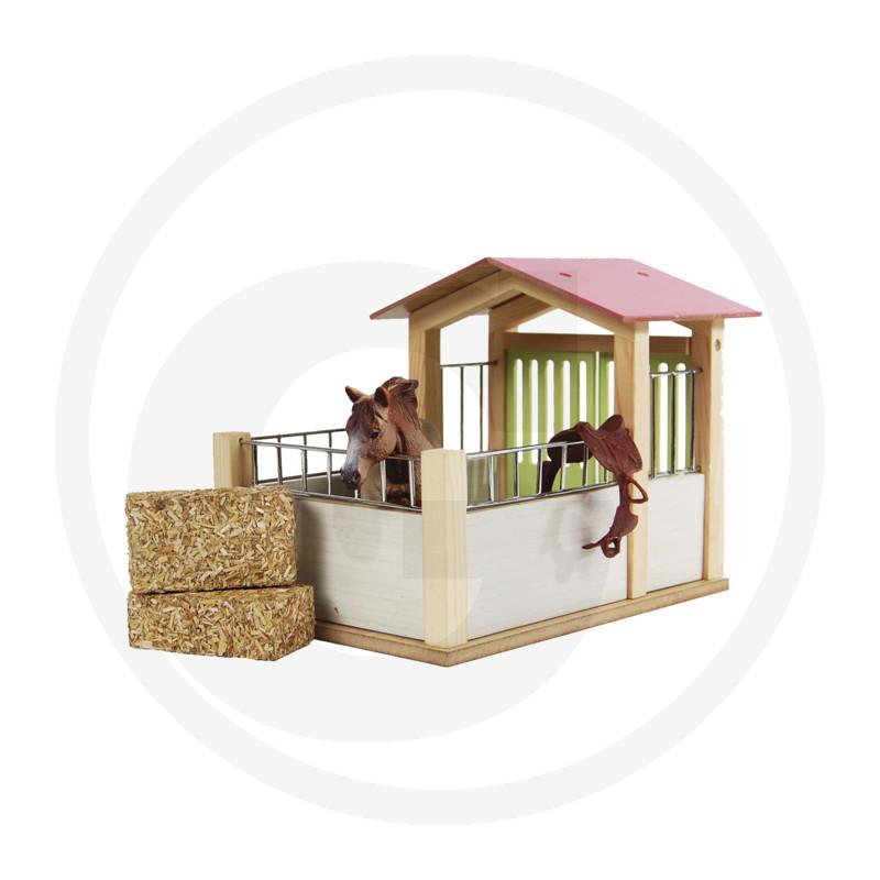 Kids Globe Box na koně, růžový
